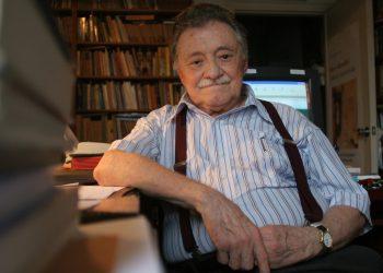 El escritor uruguayo Mario Benedetti (1920-2009). Foto: CNN.