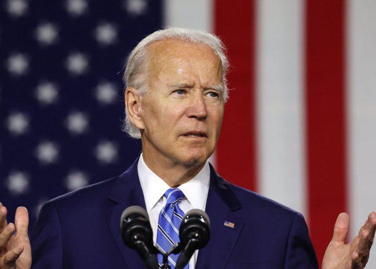 Joe Biden va delante en ambos estados. Foto: The Boston Globe.