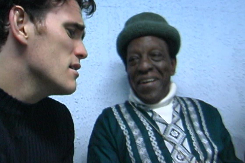 Mat Dillon y Fellove. Foto: Screen Daily.