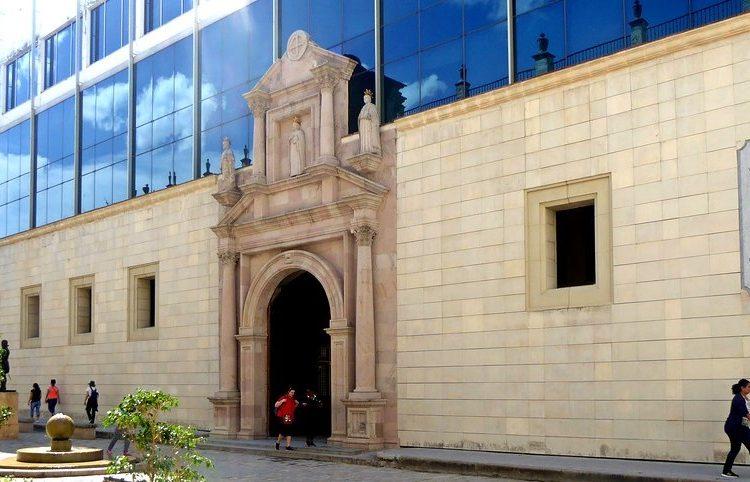 El Colegio San Gerónimo de La Habana. Foto: Flickr.