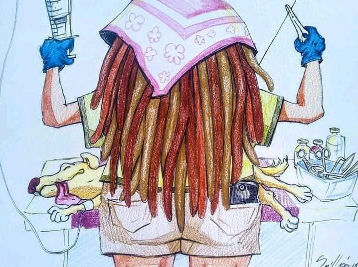 Ilustración: Claudia Margarita Guillén