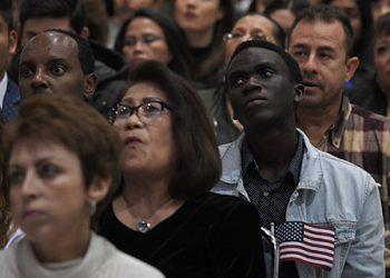Inmigrantes. Foto: Pew Research Center.