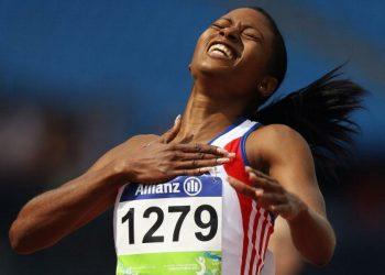 Omara Durand. Foto: paralympic.org