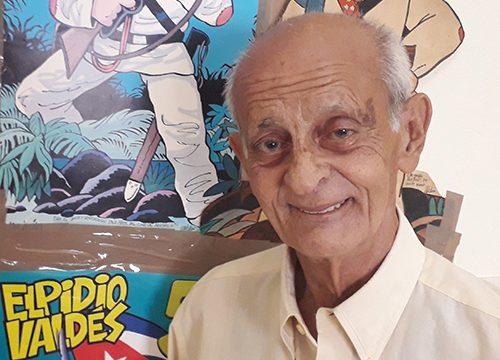 Paco Prats. Foto: Juventud Rebelde.