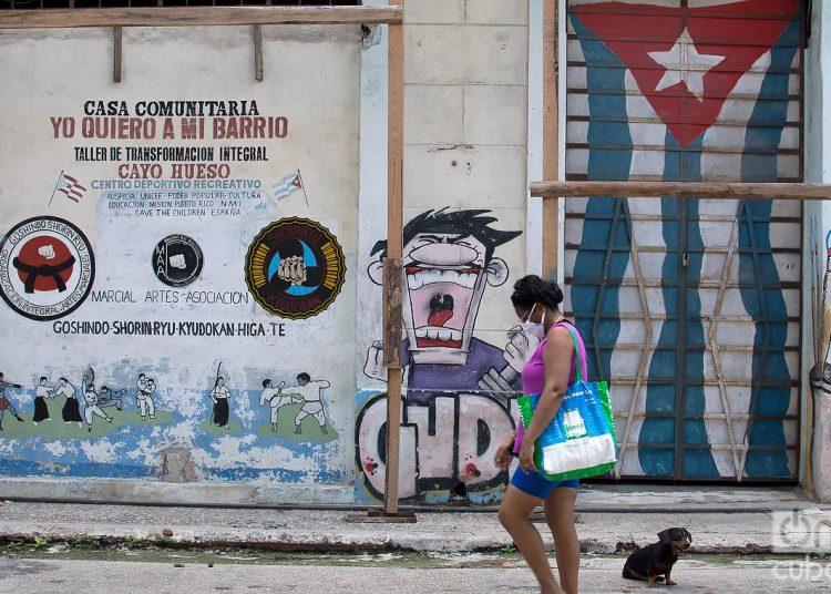 La Habana, agosto de 2020. Foto: Otmaro Rodríguez.