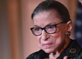La jueza Ruth Bader Ginsburg (1933-2020). Foto: Sky News.