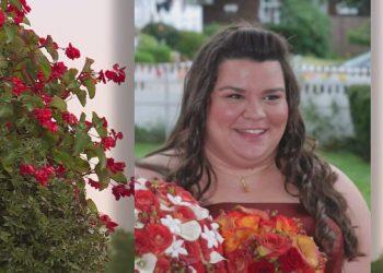La maestra AshLee DeMarinis tenía apenas 34 años cuando murió el domingo luego de pasar tres semanas en el hospital. Foto: Fox 2.