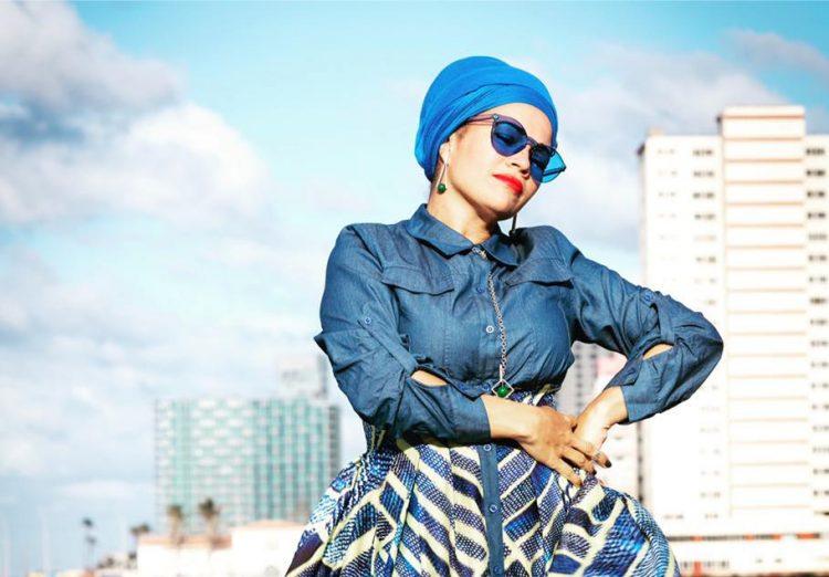 La rapera cubana Telmary. Foto: Suenacubano.