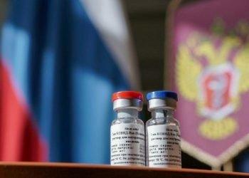 La vacuna rusa Sputnik V contra el coronavirus. Foto: Ministerio de Salud de Rusia/Sputnik.