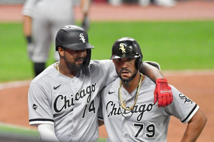 José Abreu formó una pareja temible junto al dominicano Eloy Jiménez. Foto: Jason Miller/Getty Images.