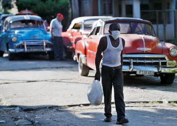Aunque La Habana reportó la mayor cantidad de contagios hoy, Ciego de Ávila sigue teniendo la mayor tasa de incidencia, ahora con 59.95 por cada 100 000 habitantes.  Foto: Yander Zamora/EFE
