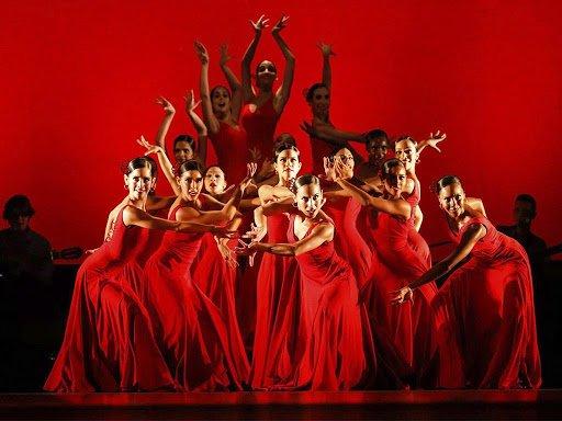 La compañía Lizt Alfonso Dance Cuba. Foto: ACN.