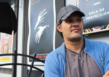 Amílcar Salatti. Foto: cortesía del entrevistado.