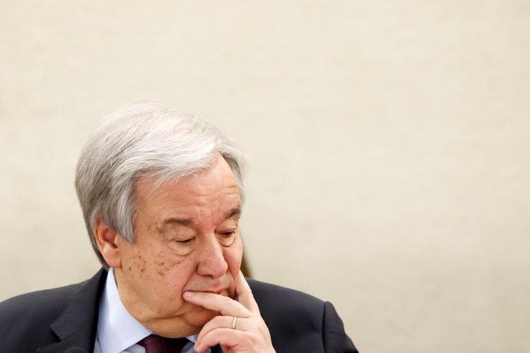 El secretario general de Naciones Unidas, António Guterres. Foto: EFE/EPA/Salvatore Di Nolfi.