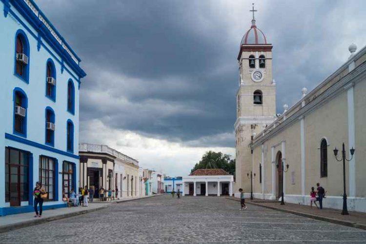 Plaza del Himno Nacional, Bayamo. Foto: OzOutback.