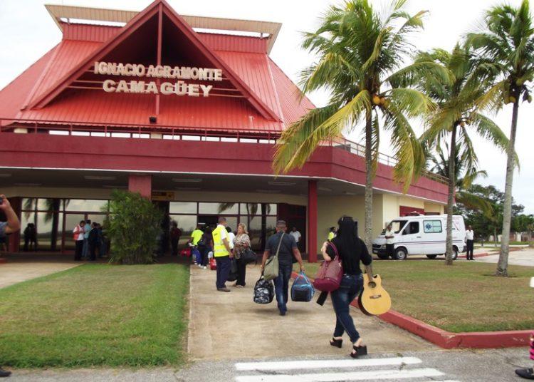 Aereopuerto Internacional Ignacio Agramonte, Camagüey. Foto: RR.