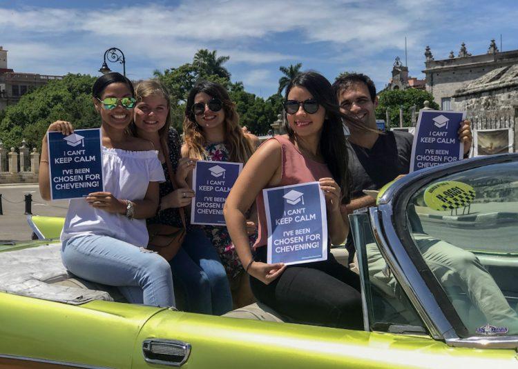 Foto: Embajada de Reino Unido en Cuba.