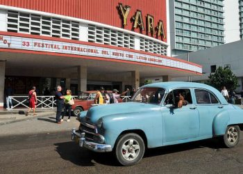 Cine Yara. Foto: EFE/Archivo.