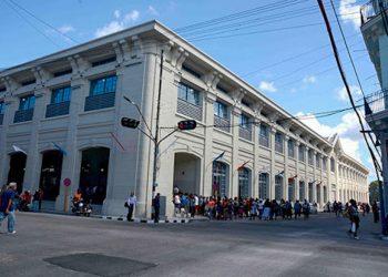 Mercado Cuatro Caminos, en La Habana. Foto: ACN / Archivo.