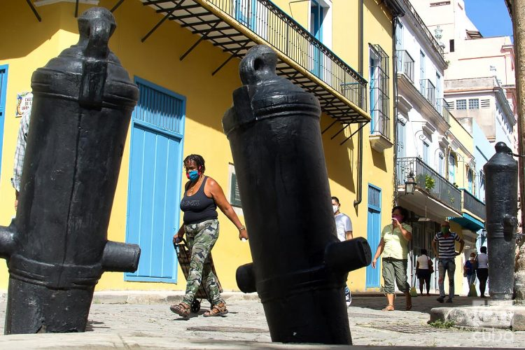 Los nuevos contagios de COVID-19 corresponden a La Habana, Pinar del Río y Sancti Spíritus. Foto: Otmaro Rodríguez