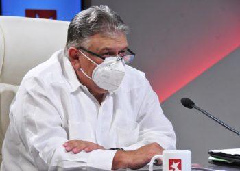 Marino Murillo Jorge, jefe de la Comisión de Implementación de los Lineamientos. Foto: Roberto Garaicoa/Cubadebate.