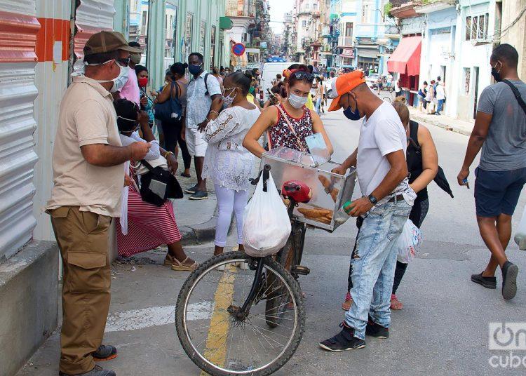 Cuba reportó 27 nuevos casos de coronavirus este sábado, 22 de ellos autóctonos. Foto: Otmaro Rodríguez.