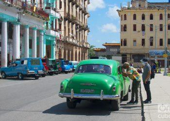 La Habana, una de las tres provincias con casos autóctonos hoy. Las demás: Pinar del Río y Santiago de Cuba. Foto: Otmaro Rodríguez