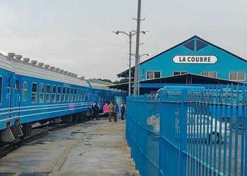 Terminal de ferrocarriles de La Coubre, en La Habana. Foto: Granma / Archivo.