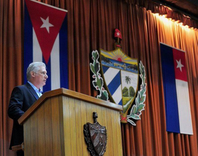 Foto: twitter.com/PresidenciaCuba