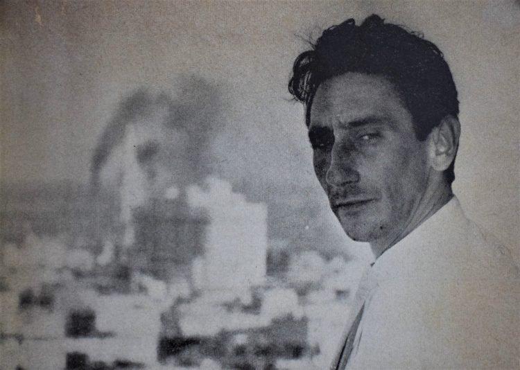 Rolando Escardó murió sin ver publicado su único libro. Foto: Mario García Joya.