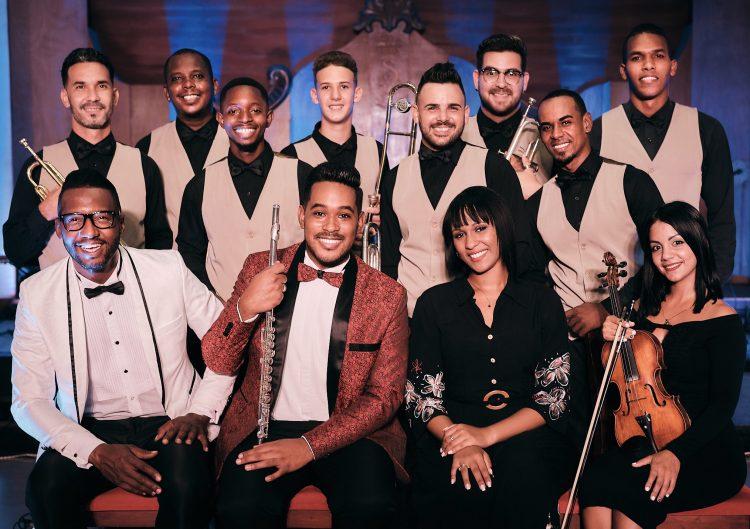 Orquesta Faílde. Foto: Miriel Santana