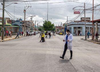 Pinar del Río encabeza los territorios por número de enfermos reportados; 31 desde tres municipios, aunque la mayoría de los casos (26) corresponden a la cabecera provincial. Foto: facebook.com/guerrillero.cu