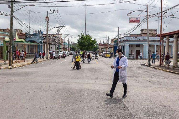 Pinar del Río es la décima provincia que retrocede a la fase de transmisión autóctona limitada desde que se destapara a finales del 2020 un rebrote de coronavirus en Cuba. Foto: Tomada de Guerrillero.