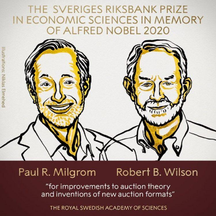 Los ganadores fueron anunciados el lunes en Estocolmo por Goran Hansson, secretario general de la Academia Real Sueca de las Ciencias. Foto: https://twitter.com/NobelPrize