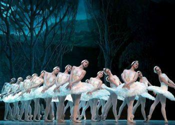 Ballet Nacional de Cuba. Foto: RR.