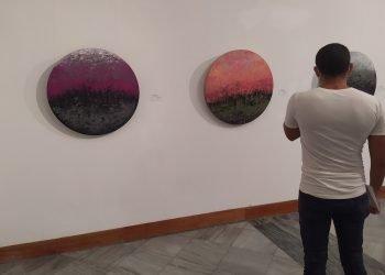 Bloom, exposición de Alejandro Jurado en el Centro Hispanoamericano de Cultura. Foto: cortesía del artista.