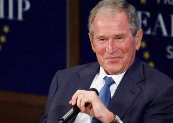 El expresidente George W. Bush. Foto: Business Insider.