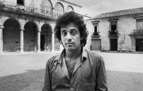 Billy Joel in Havana.
