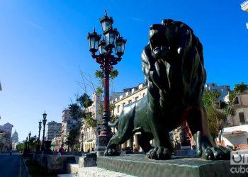 El Paseo del Prado de La Habana. Foto: Otmaro Rodríguez.