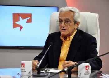 El Dr. Ibrahim Hidalgo. Foto: TVC.