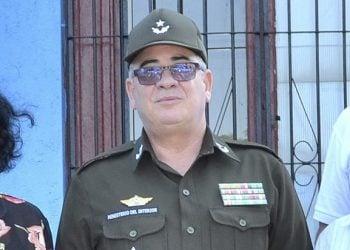 General de Brigada Lázaro Alberto Álvarez Casas, nuevo ministro del Interior de Cuba. Foto: Ministerio del Interior / Cubadebate.