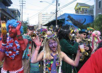 El Mardi Gras de NOLA. Foto: Wikipedia.