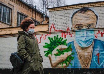 Foto: EFE/EPA/Yuri Kochetkov.