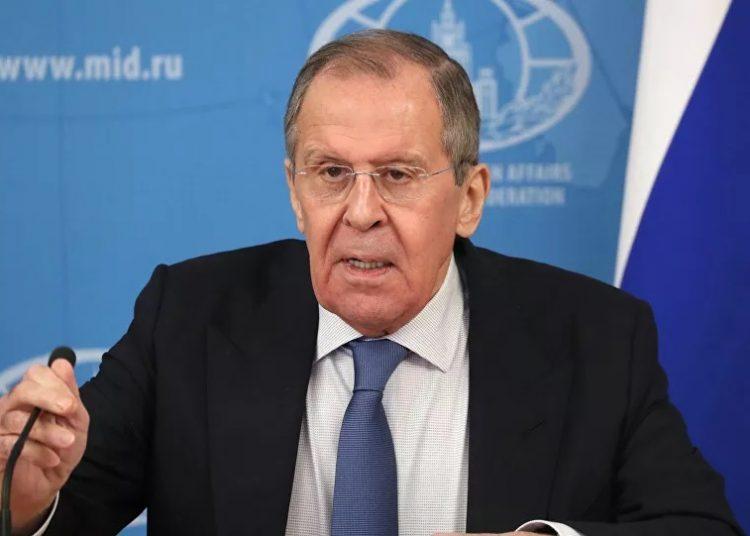 El ministro de Exteriores de Rusia, Serguéi Lavrov. Foto: Sputnik.