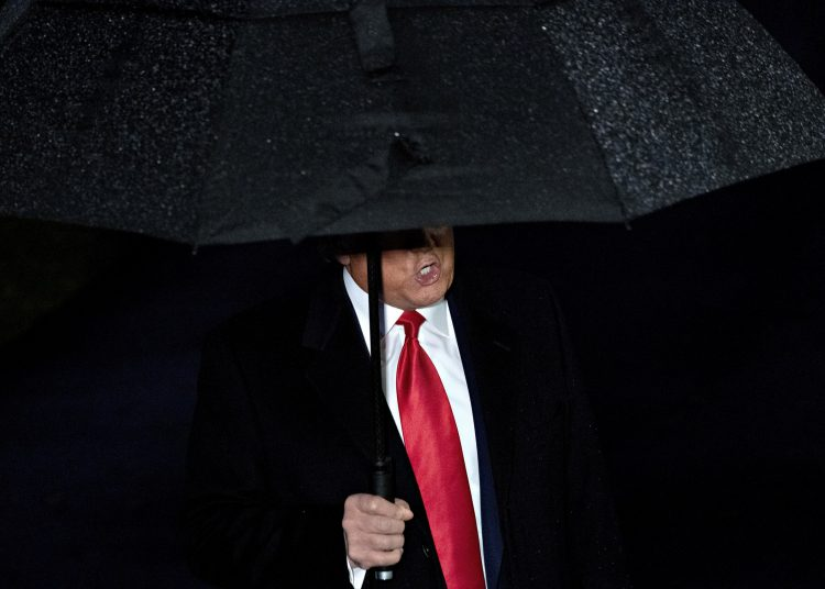 El presidente Donald Trump. Foto: Andrew Harrer / Bloomberg.