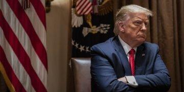 El expresidente Donald Trump. Foto: Evan Vucci/AP/Archivo.