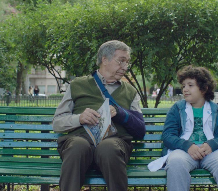 El retiro, comedia argentina que podrá verse en la primera mitad del 42 Festival Internacional del Nuevo Cine Latinoamericano. Foto: pagina12.com.ar.