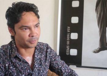 Yunior García. Foto: Radio Angulo.