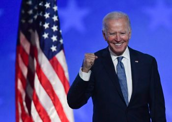 El presidente electo Joe Biden. Foto: Inquirer.net.