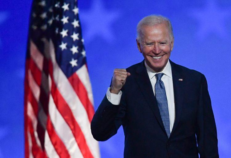 El presidente electo Joe Biden. Foto: Inquirer.net.